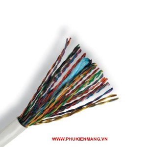 Cap UTP Cat6 cua AMP 23AWG AMP Category 6 UTP Cable 23 AWG 4Pair 600 Mhz Solid1000ftbox