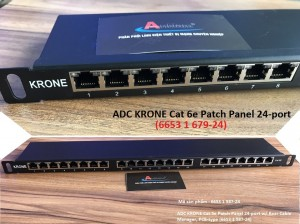 PATCH PANEL KRONE 6-246