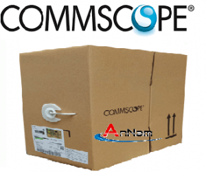 Cáp Commscope Cat5 Mã 6-219590-2 UTP AMP Category5e