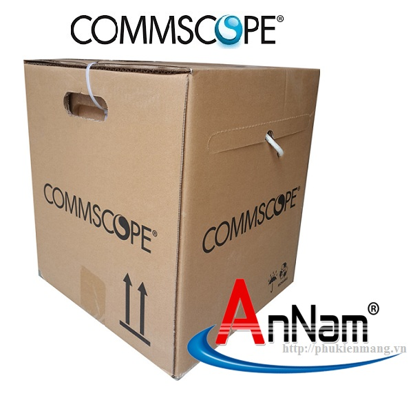 Cáp mạng Commscope Cat5 mã 0-0219413-2 FTP AMP Category 5