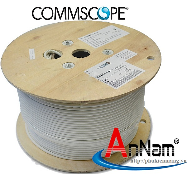 Cáp mạng Commscope AMP Cat6A mã 1859218-2 FTP Category 6A